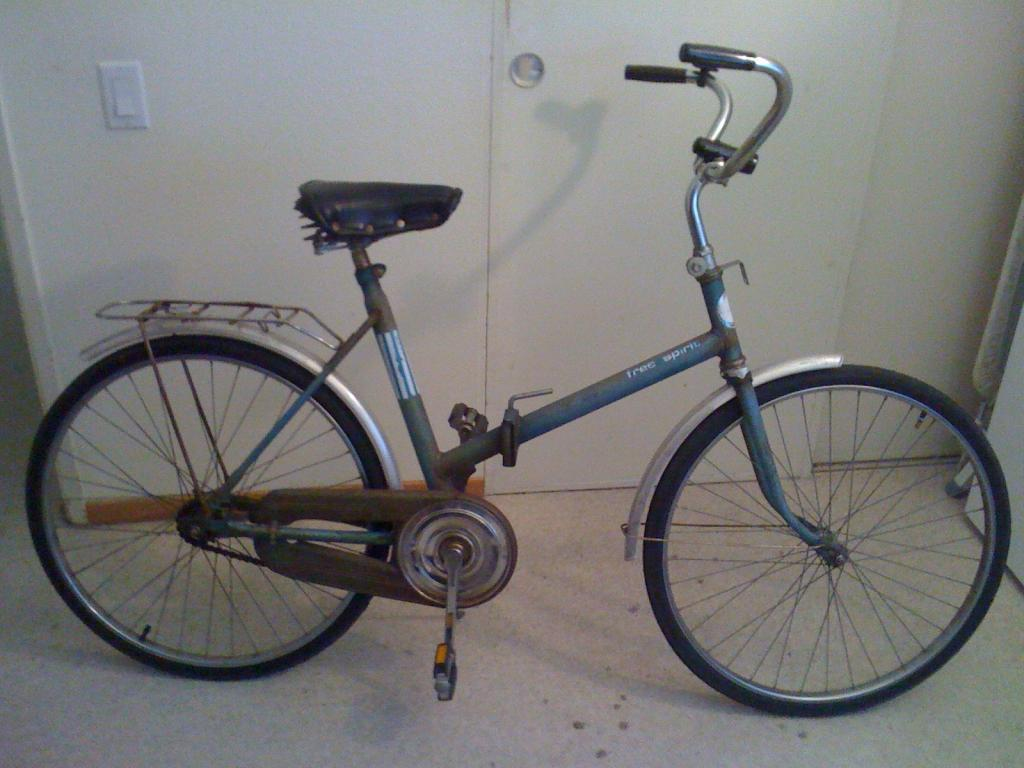 German Built Folding Bicycle Help The Classic And Antique