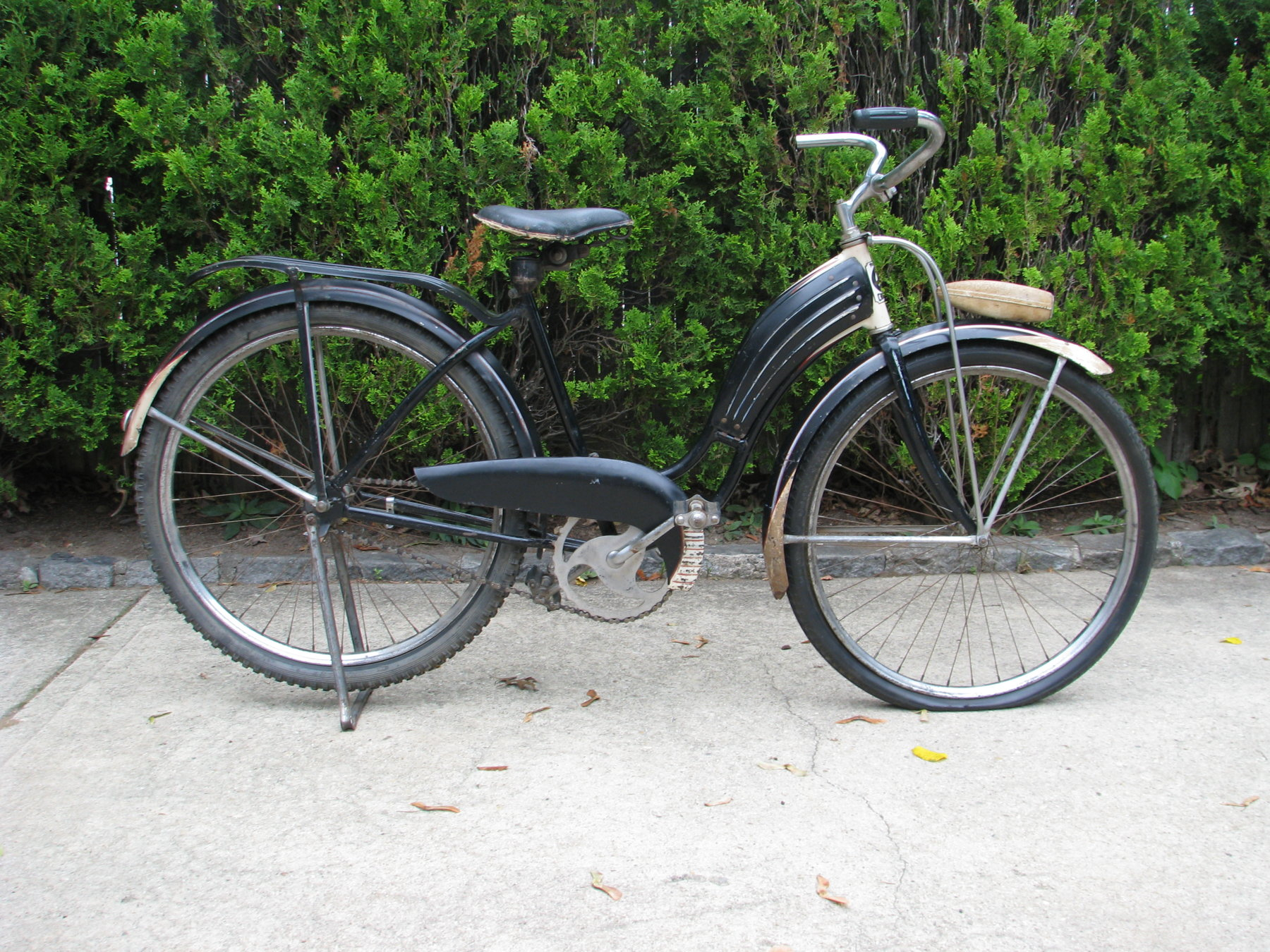 Colson Flyer Snap Tank Bicycle 1939 The Classic And Antique