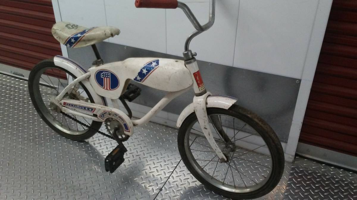 Evel Knievel Bike: The Classic And Antique Bicycle