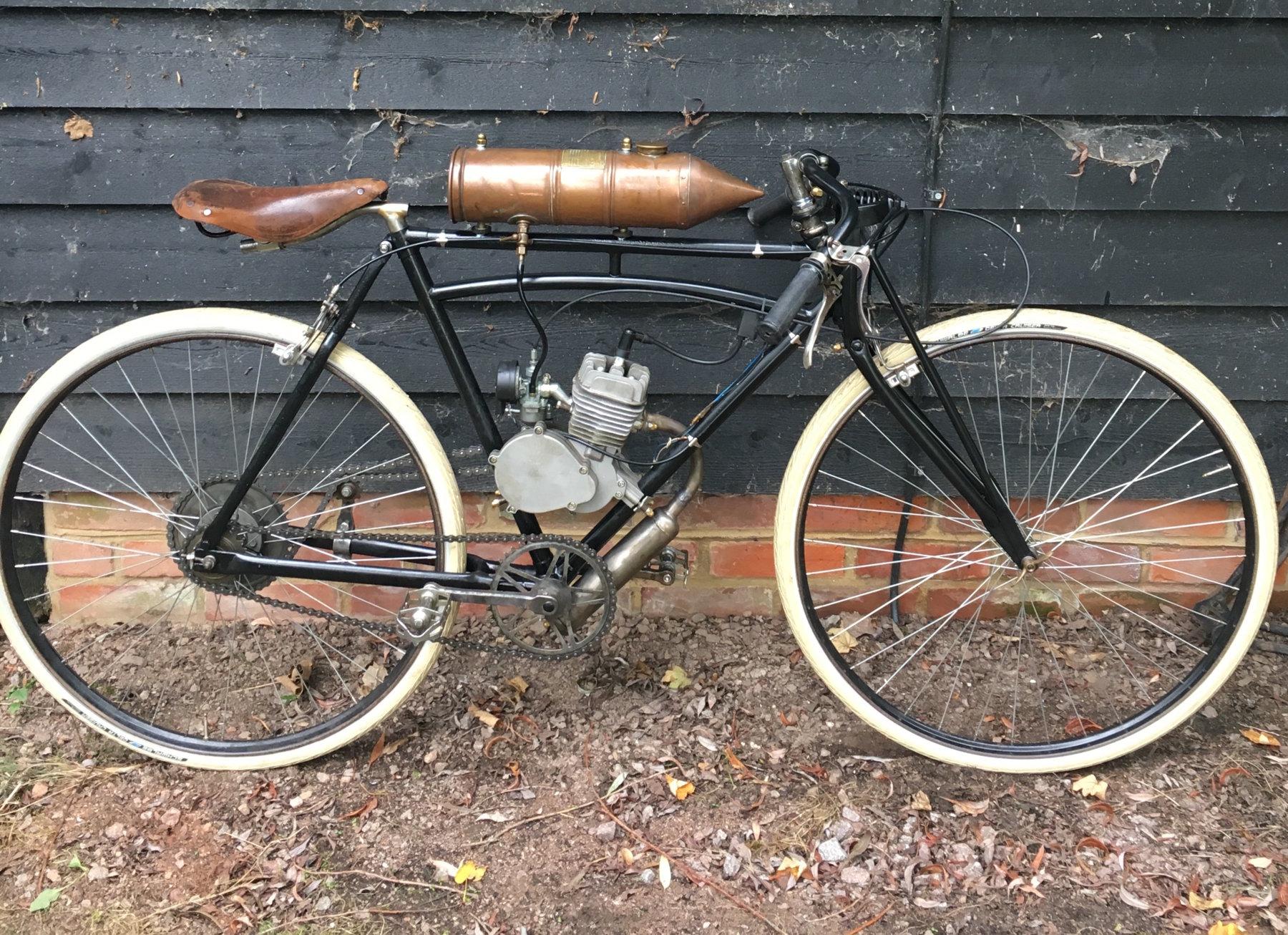 Torpedo Board Tracker Motor Bicycle