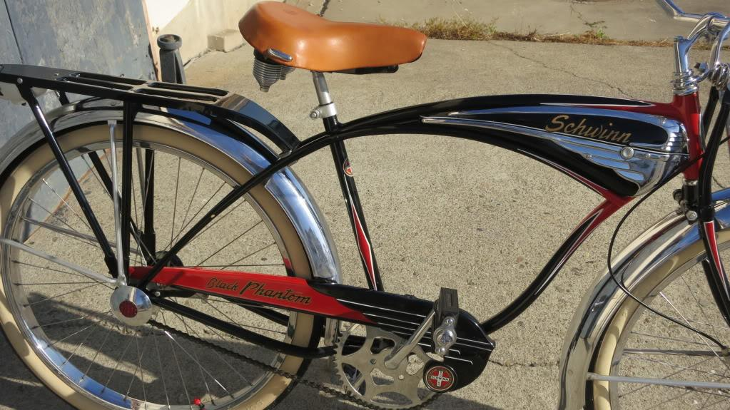 Used Schwinn Bike Parts Neck : Schwinn black phantom original parts bicycle the