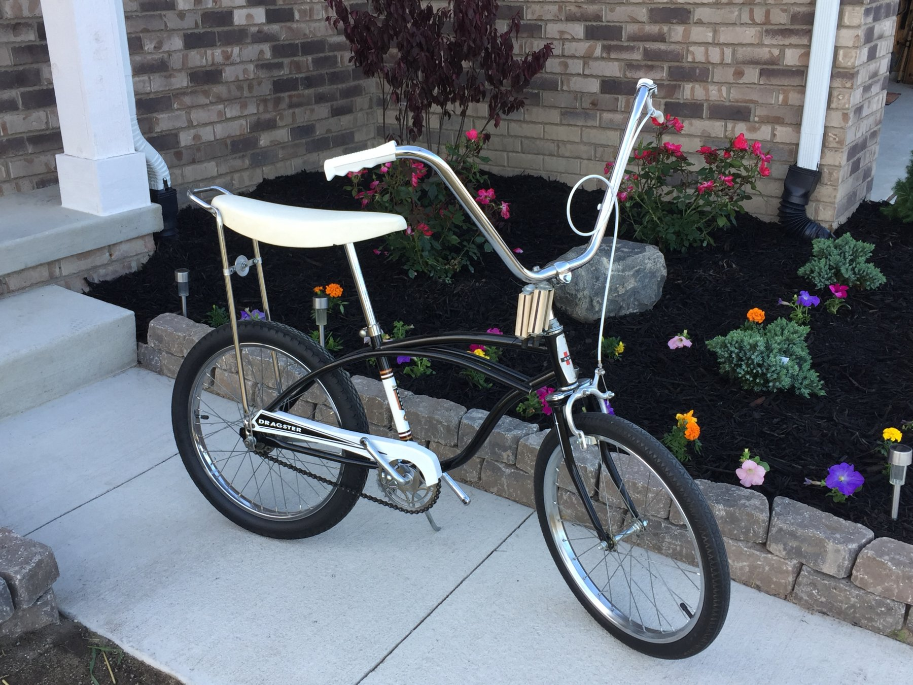 Early Style Black Muscle Bike Huffy Page 2 The Classic And