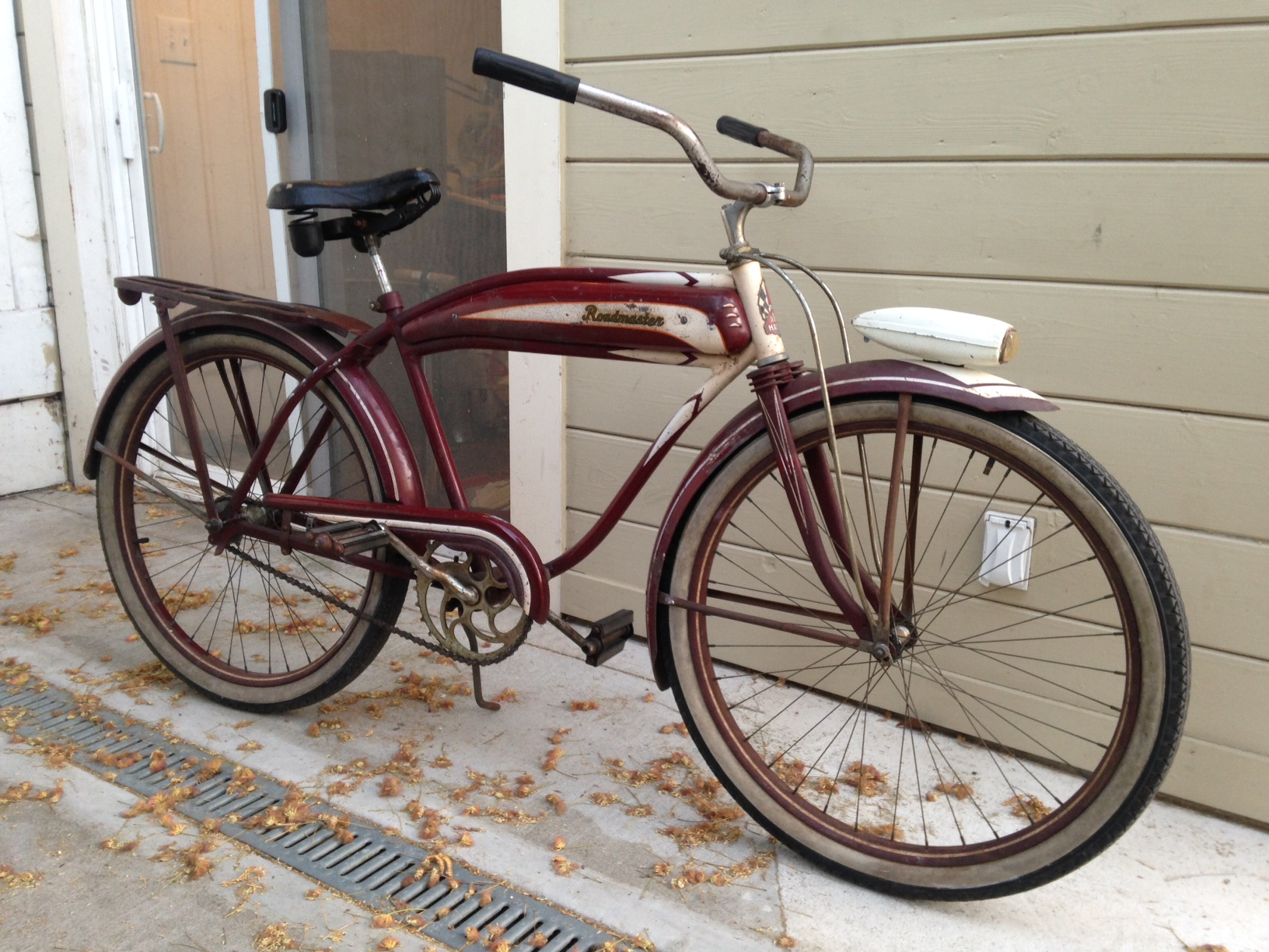1941 Cwc Roadmaster Help Me Find The Correct Parts The Classic