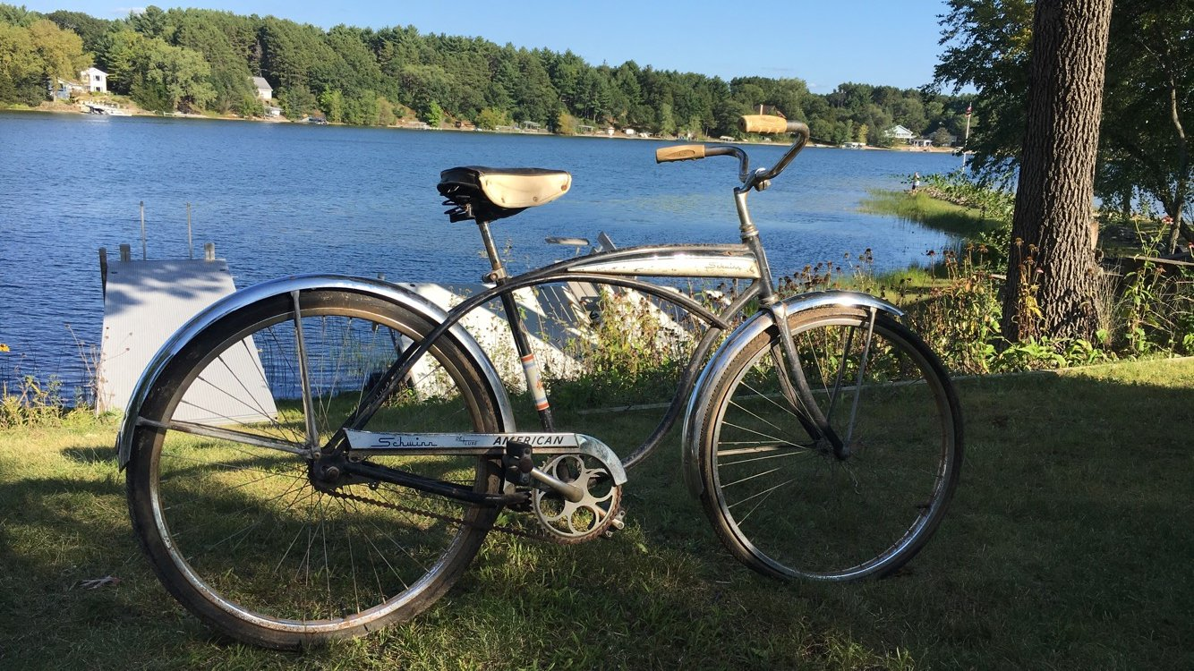 1962 schwinn American | The Classic and Antique Bicycle Exchange