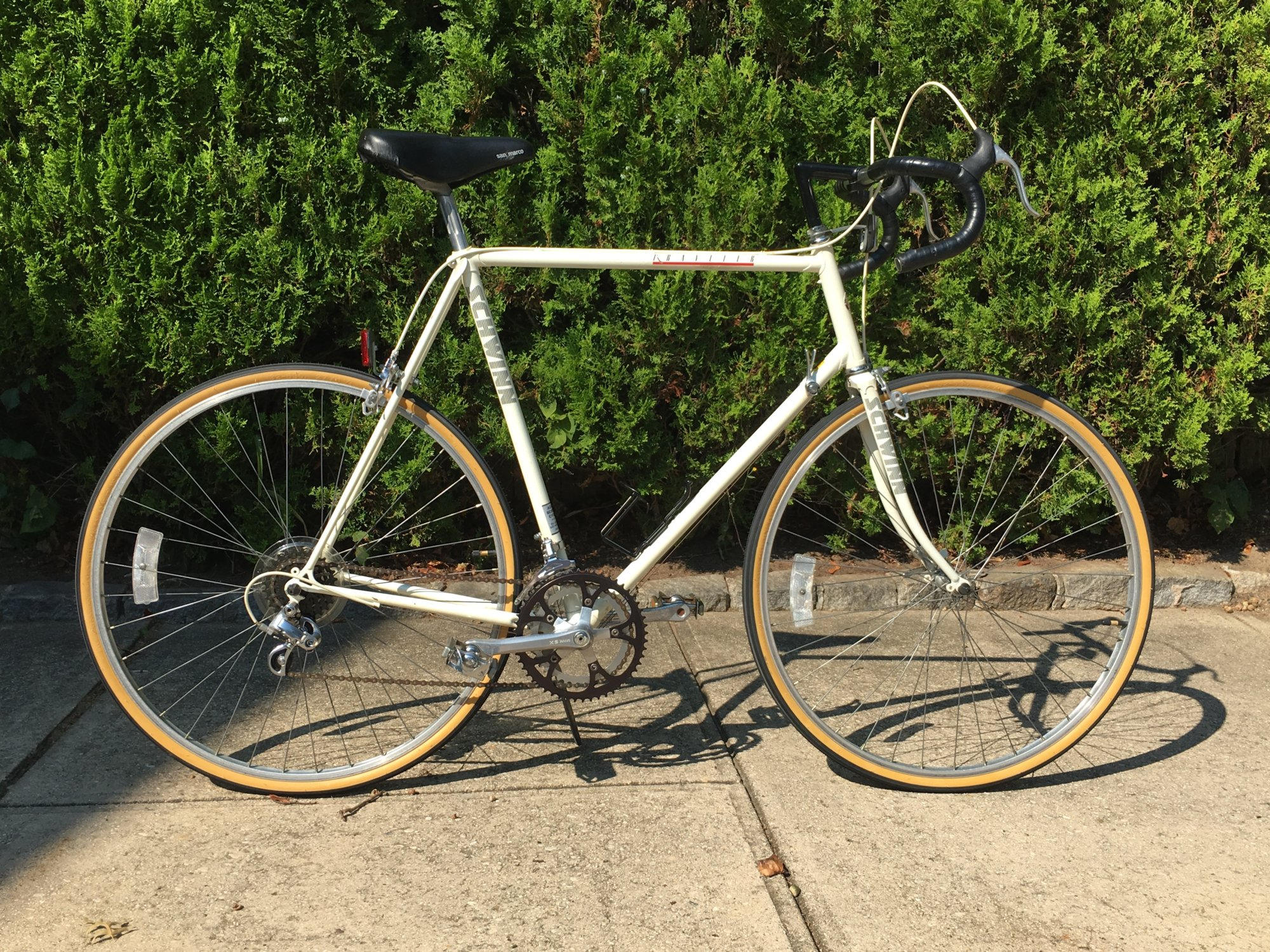 1988 Schwinn Traveler   just got it    | The Classic and
