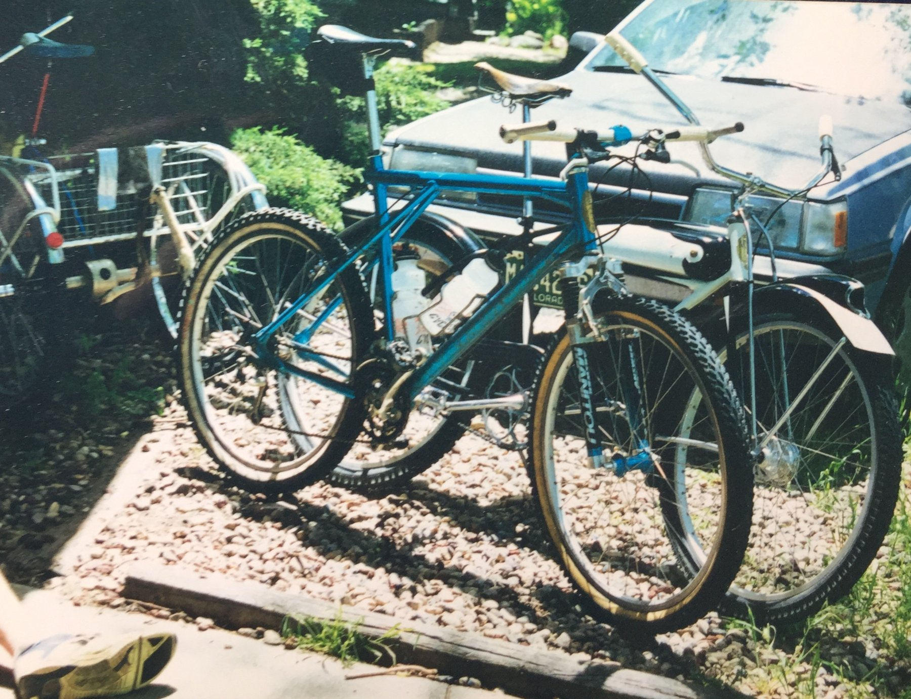 ab4aa5e9707 A picture speaks a thousand words Lets see your vintage mountainbikes.
