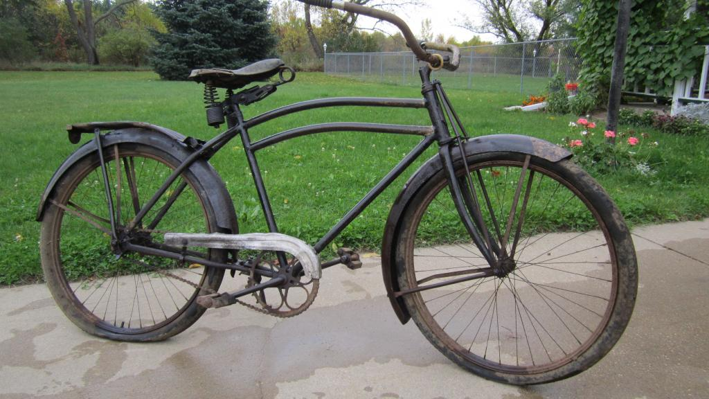 Barn Find 1936 Colson The Classic And Antique Bicycle Exchange