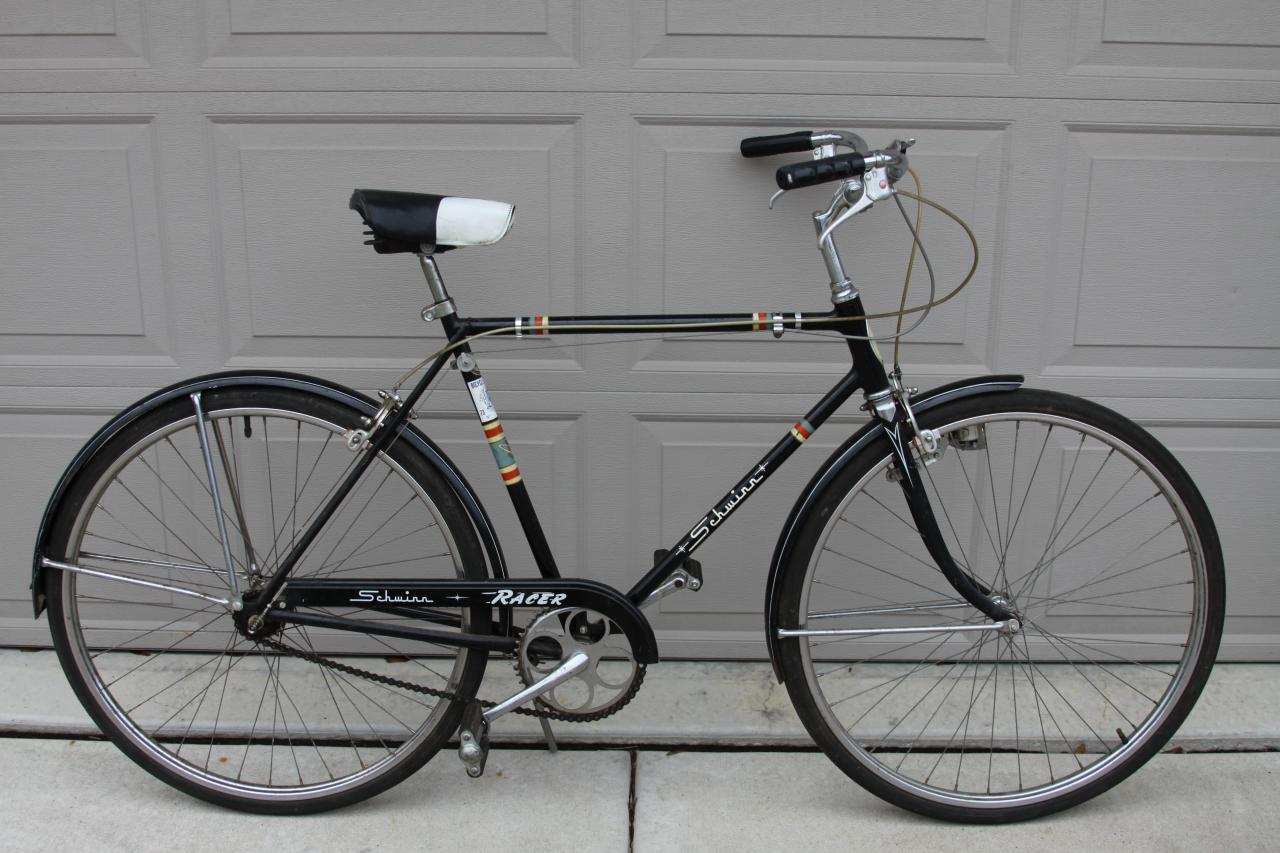 789405dee34 Nice late 1950's Schwinn Racer | The Classic and Antique Bicycle ...
