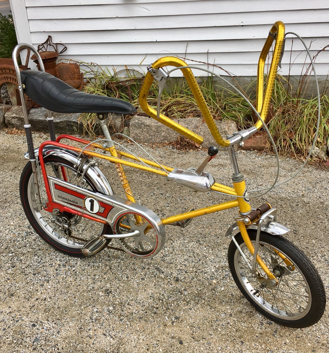1970 Sears Screamer The Classic And Antique Bicycle Exchange