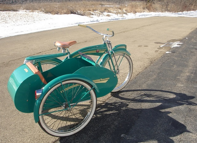 Sidecar Help The Classic And Antique Bicycle Exchange