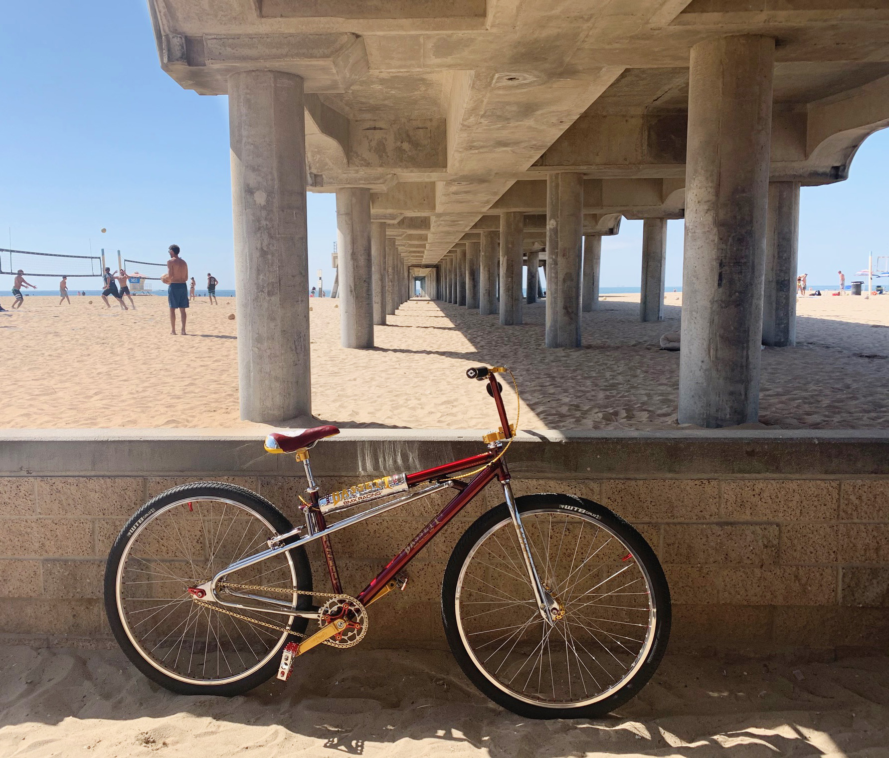 Manhattan Project Under The Pier at Huntington Beach.jpeg