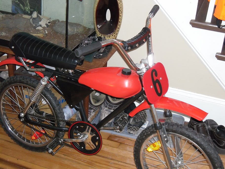 Sears Mx 850 Mono Shock Bmx Bike The Classic And Antique Bicycle