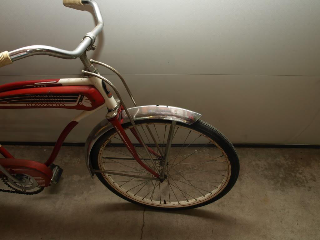 I m hoping you guys can tell me when this bike was made and if it is special in any way it will always be special to me