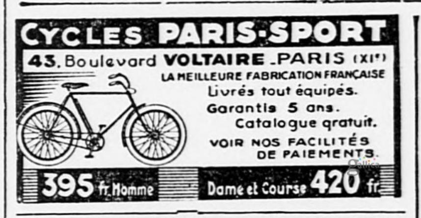 Paris-Sport advert of 1938  b) .png