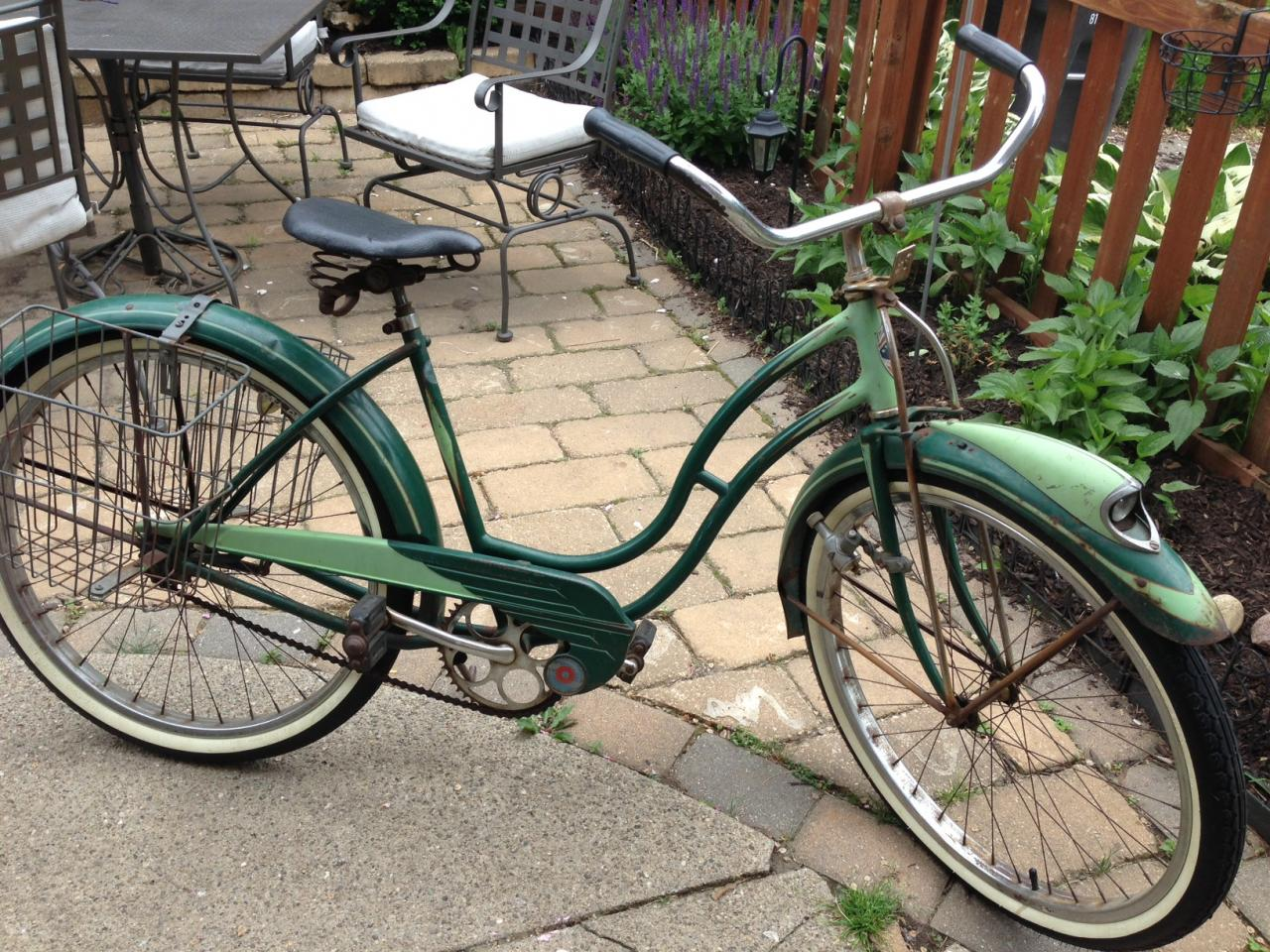 4db5c46dac1 1951 BF Goodrich Schwinn | The Classic and Antique Bicycle Exchange