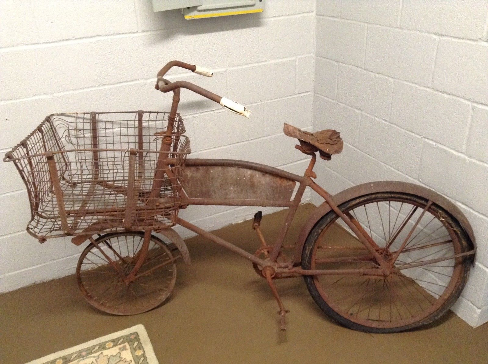 c07b5979e1c Prewar Schwinn Cycle Truck | The Classic and Antique Bicycle Exchange