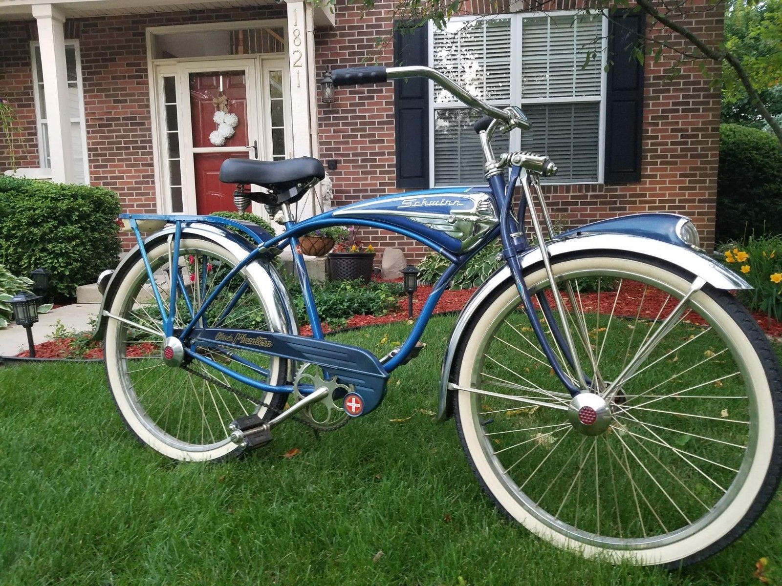e9d0a51a1ae 1995 Schwinn Cruiser Deluxe Mens Bicycle 100th Anniversary Phantom ...