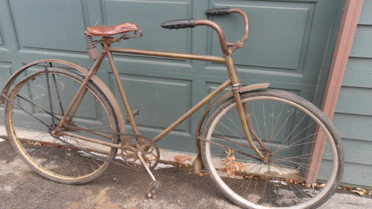 1920 S Elgin And Early 1900 S Ccm Cleveland Info Needed