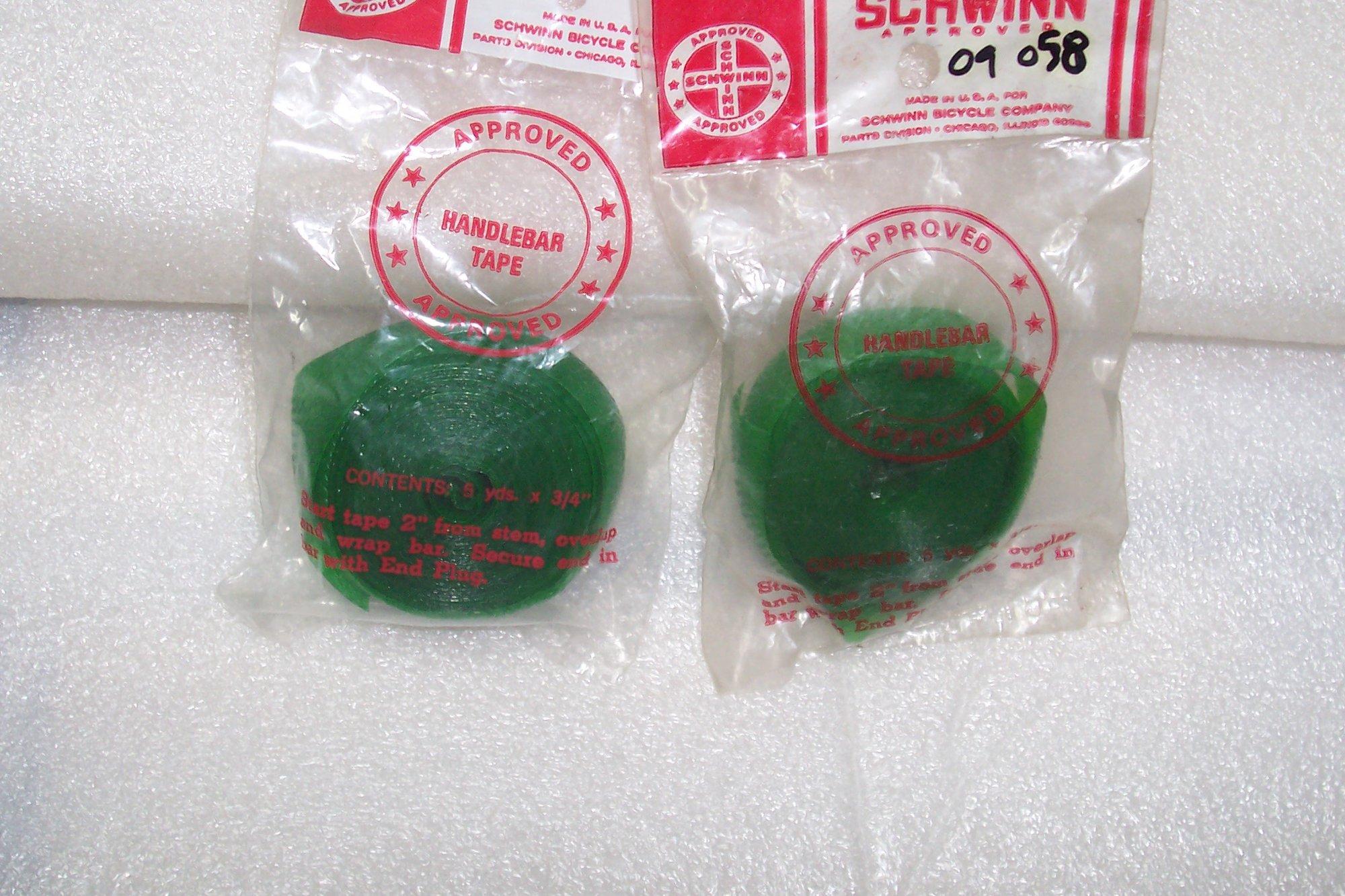 Schwinn Lime Tape 007.JPG