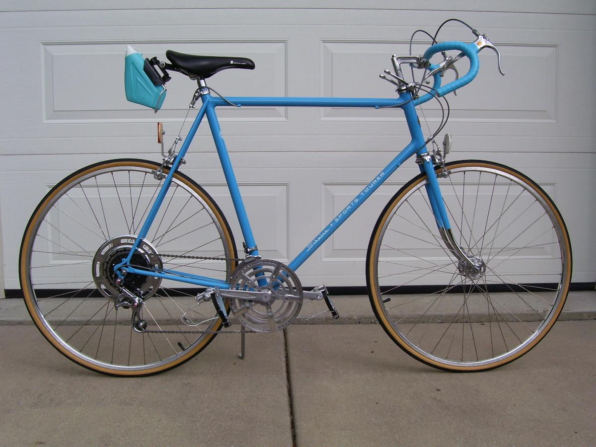 Schwinn Bicycle Painting : How to schwinn lightweight show quality paint job start