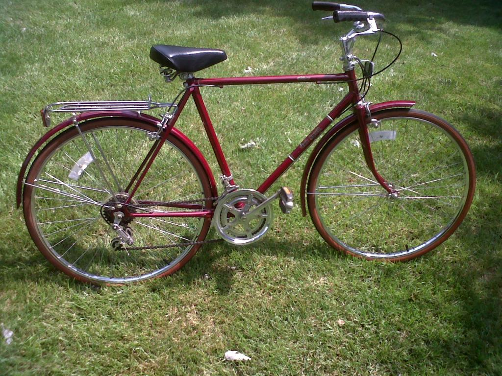 Sears Brittany Free Spirit 10 Speed | The Classic and