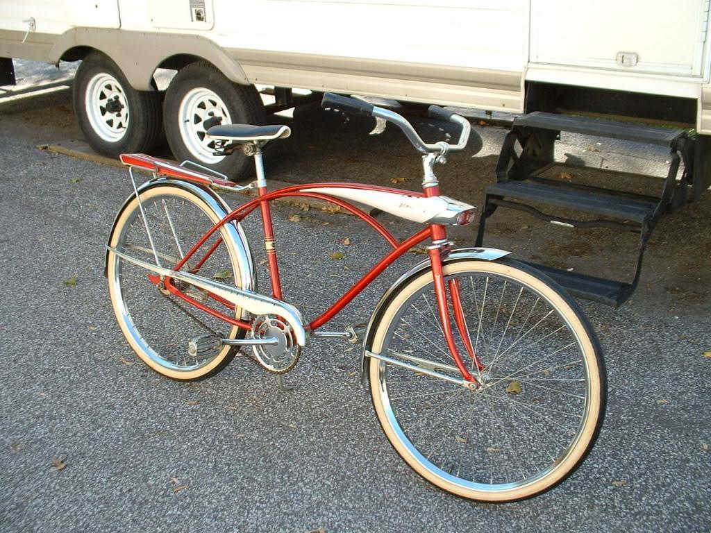 1960 Sears Bicycle - Searsflightliner 1 jpg