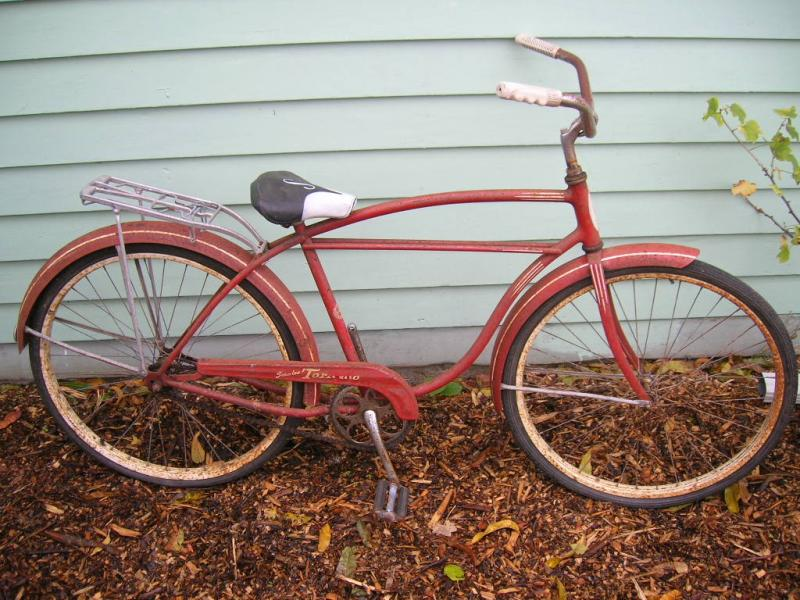 2a53678ff90 Schwinn tornado help | The Classic and Antique Bicycle Exchange