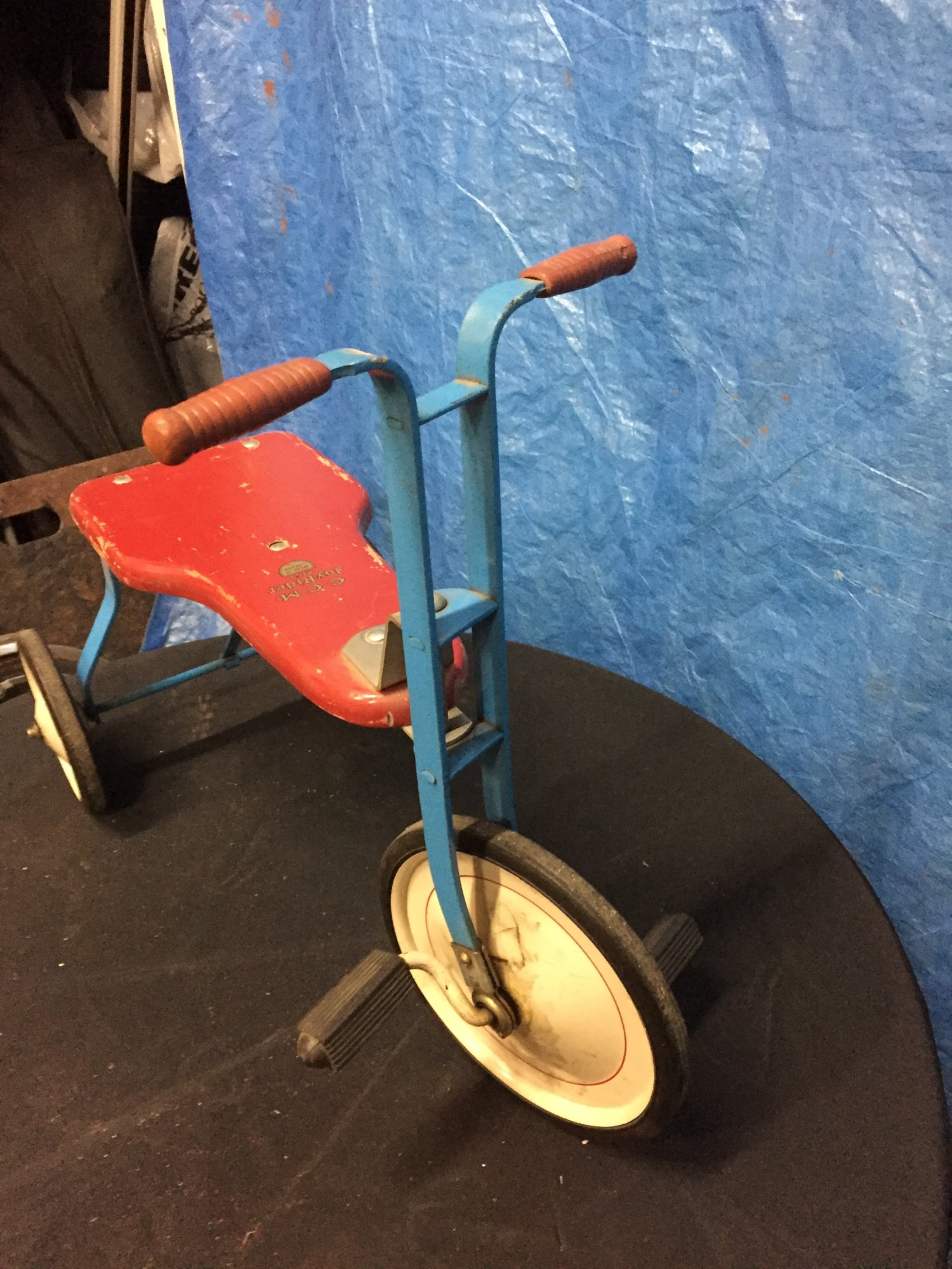 vintage CCM joyrider tricycle - $85.jpg