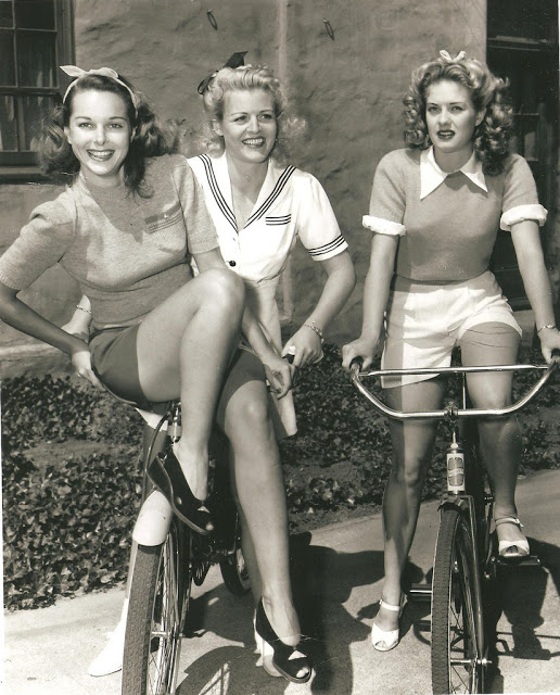 Vintage Photos of Ladies with Bicycles (1).jpg