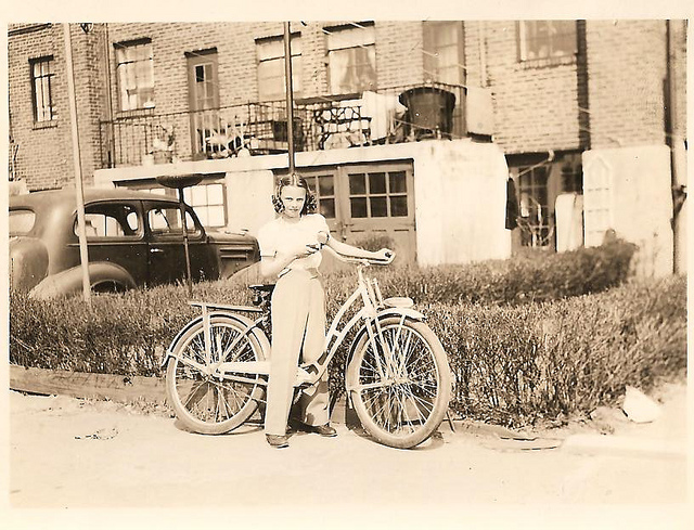 Vintage Photos of Ladies with Bicycles (10).jpg