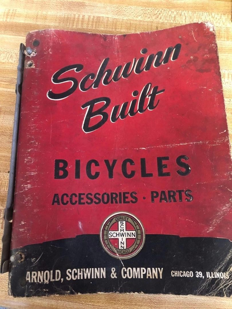 1949 Schwinn Catalog | The Classic and Antique Bicycle Exchange