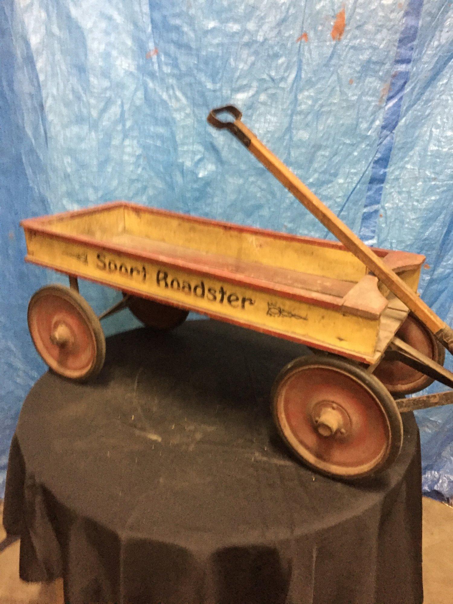Vintage Sport Roadster Wagon - $375.jpg