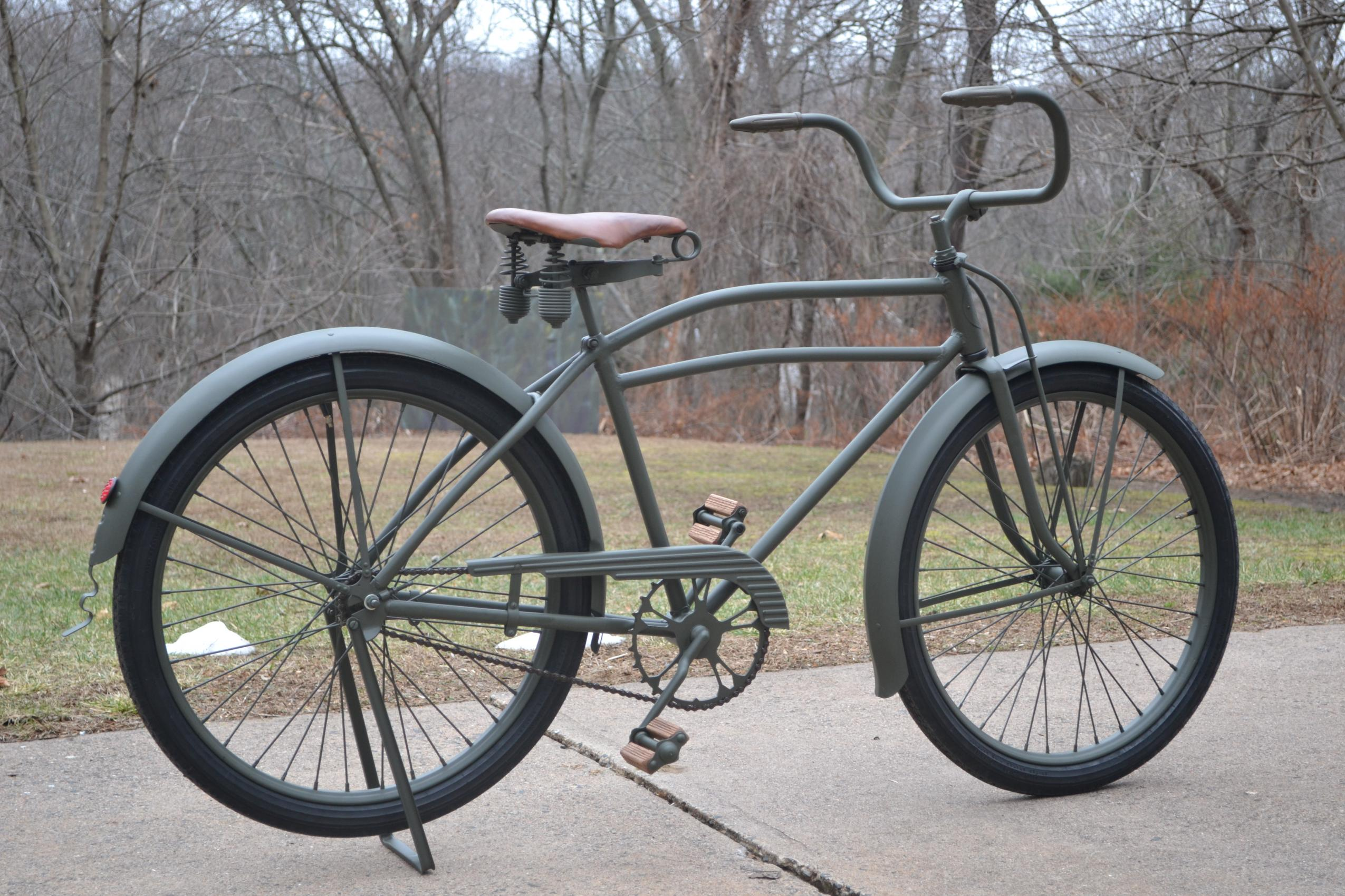 Marine Navy Army Columbia Bikes Completed The Classic And