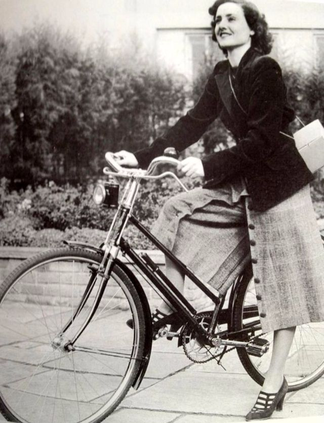 Young Girls Riding Bicycles in the 1940s (28).jpg
