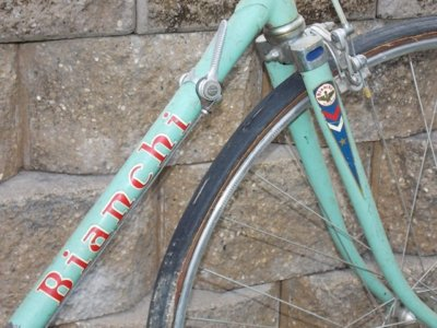 Vintage bianchi acquired looking for info please??? | The Classic