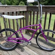 Raleigh Chopper MK1 3 spd Green   The Classic and Antique