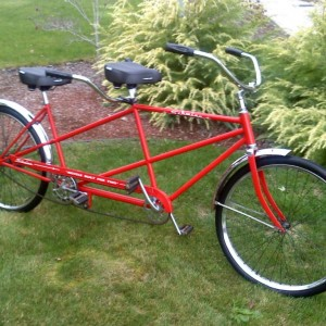 1963 Schwinn (BBFT) Bicycle Built for Two