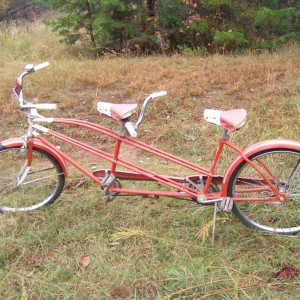 Late 50's Rollfast Tandem