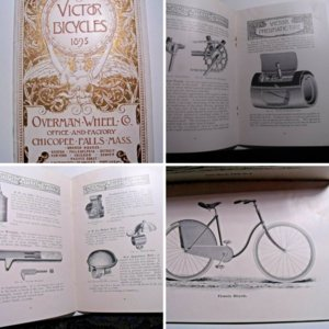 1895 Victor Bicycles Catalog
