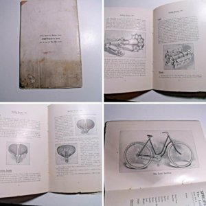 1898 Spalding Bicycles Catalog