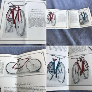 1926 Pope Bicycles