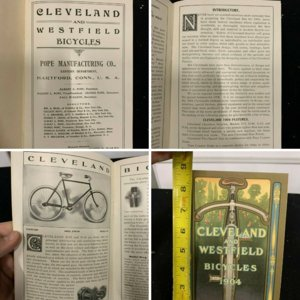 1904 Cleveland and Westfield catalog