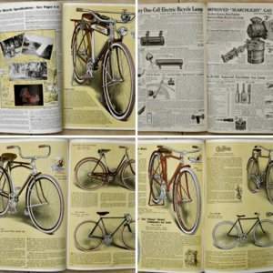1922 RANGER BICYCLE CATALOG