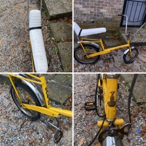 Last Pick of 2020 Dec.31 Raleigh Chopper Girlie all Original 3speed Shifter