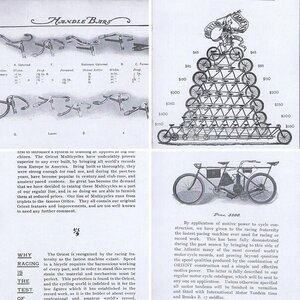 1900 Orient Bicycle Catalog