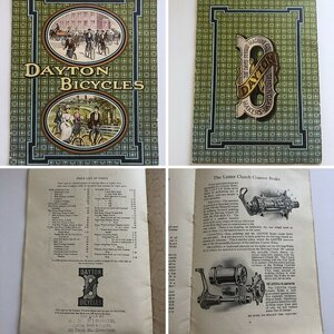 1912 Dayton Bicycle Catalog