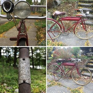 Indian Bicycles
