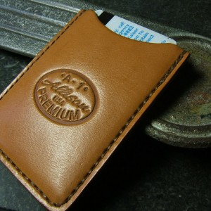 "Premium ""heirloom"" USA made saddle leather will last a lifetime."
