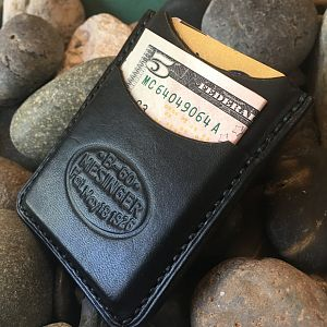 Available: The ALW CT Slimline Front Pocket Wallet/Card Holder