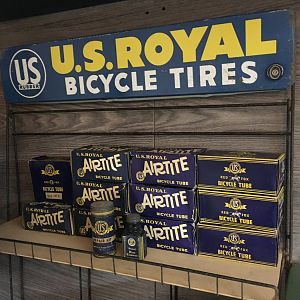 U.S. Royal Bicycle Tires